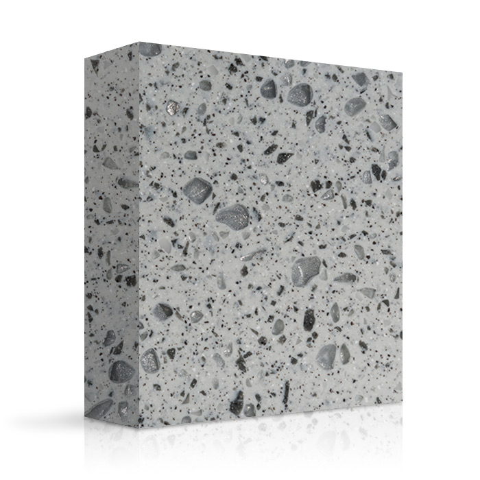 Meganite Mottled Gray 932A